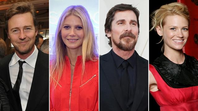 Actores famosos
