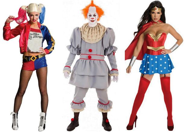 Halloween 2019 disfraces
