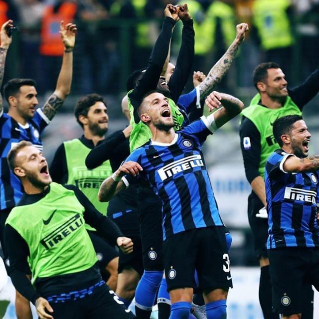 Inter campeón de la final