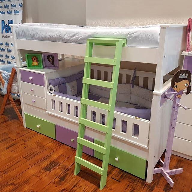 como decorar una habitaicón infantil
