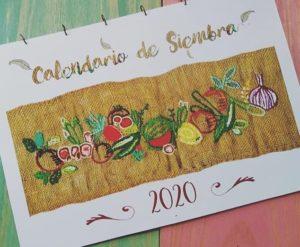 Calendario de siembras 2020