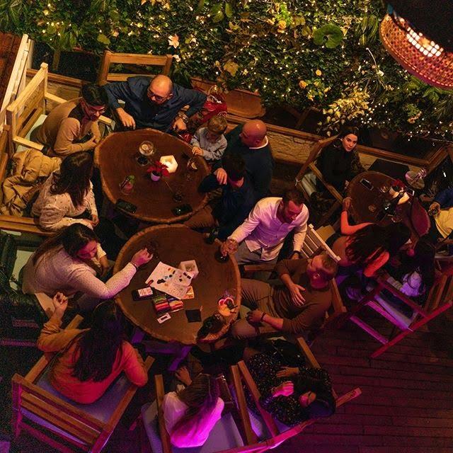 bares de Marbella en Nochevieja