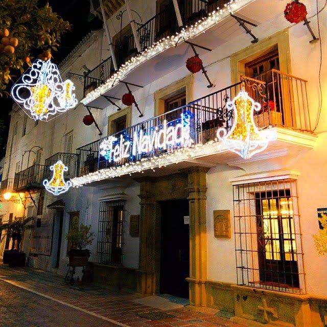 navidad en marbella