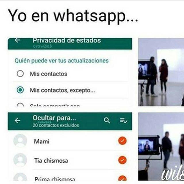 Chistes de WhatsApp