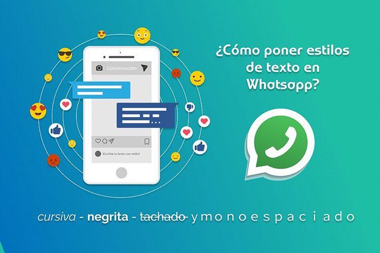 atajos de WhatsApp