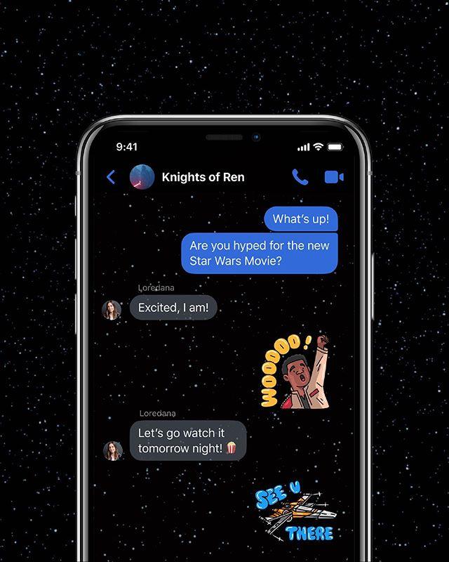 Star Wars para Messenger