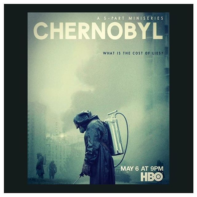 Chernóbil en la gran pantalla