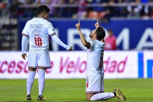 Liga Mexicana Jornada 4. Goles y Resultados