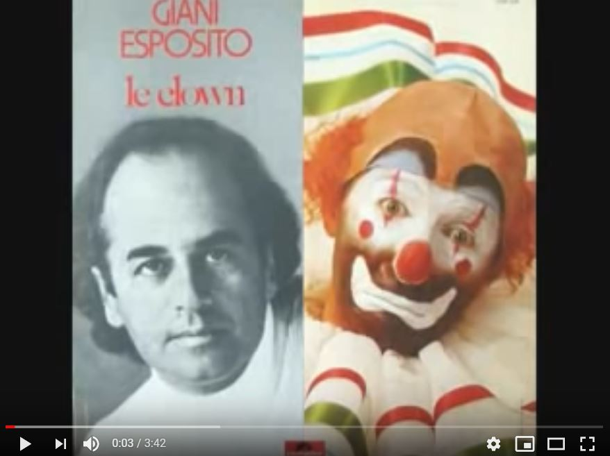 Giani Esposito Cancion triste