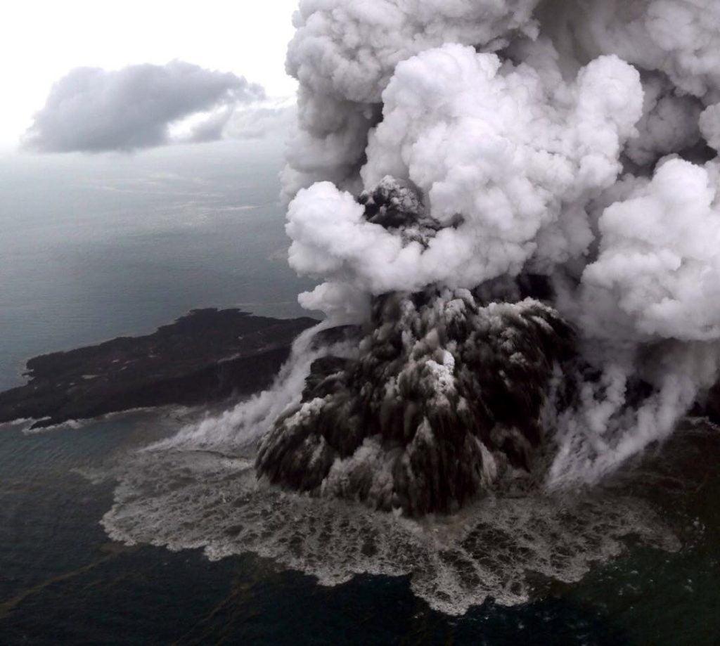 Tsunami del estrecho de Sonda 2018