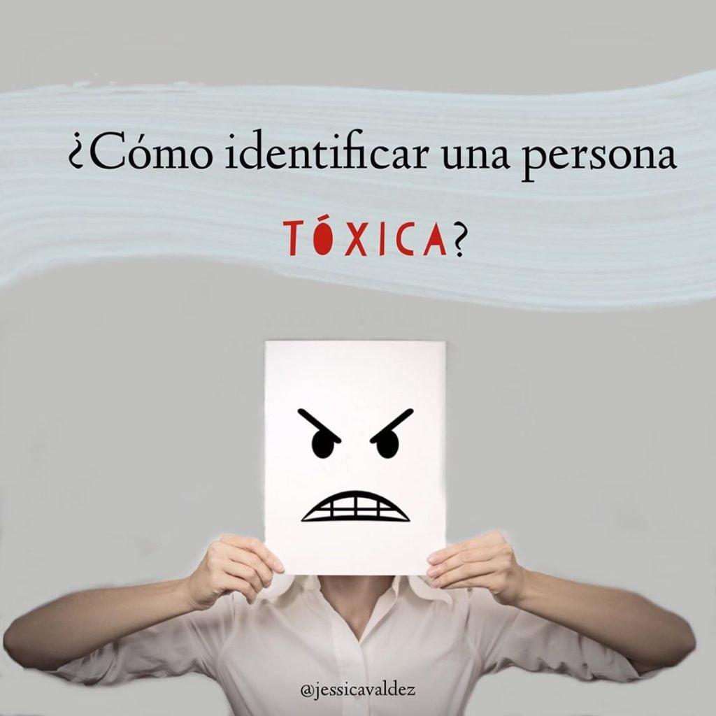 Persona Narcisista Tóxica