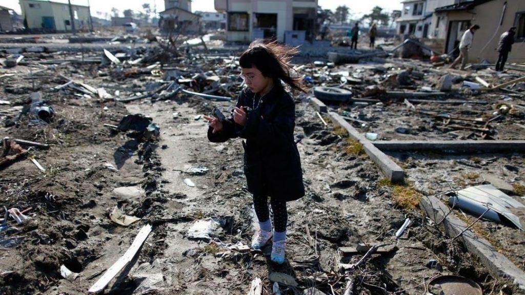 Tsunami en Japón 2011 Fukushima