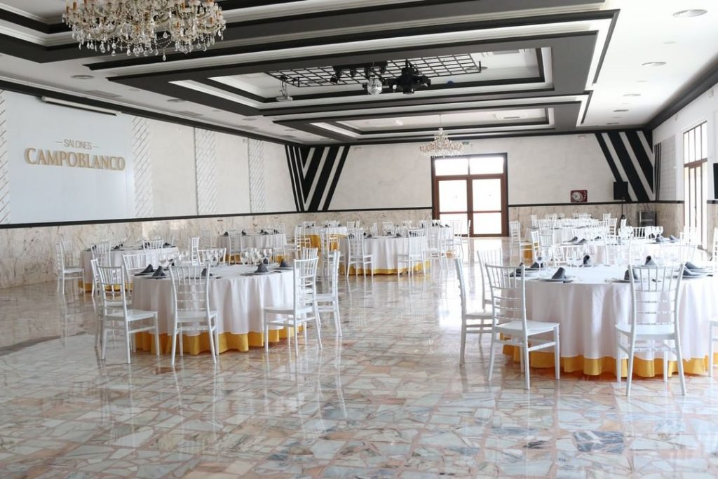 Lugar para alquilar de boda