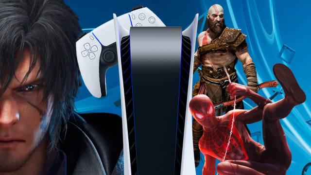 PS5 juegos 2021