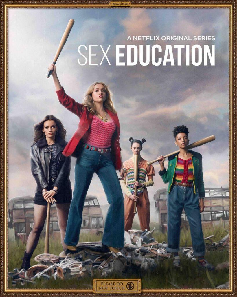 Netflix series para estudiantes