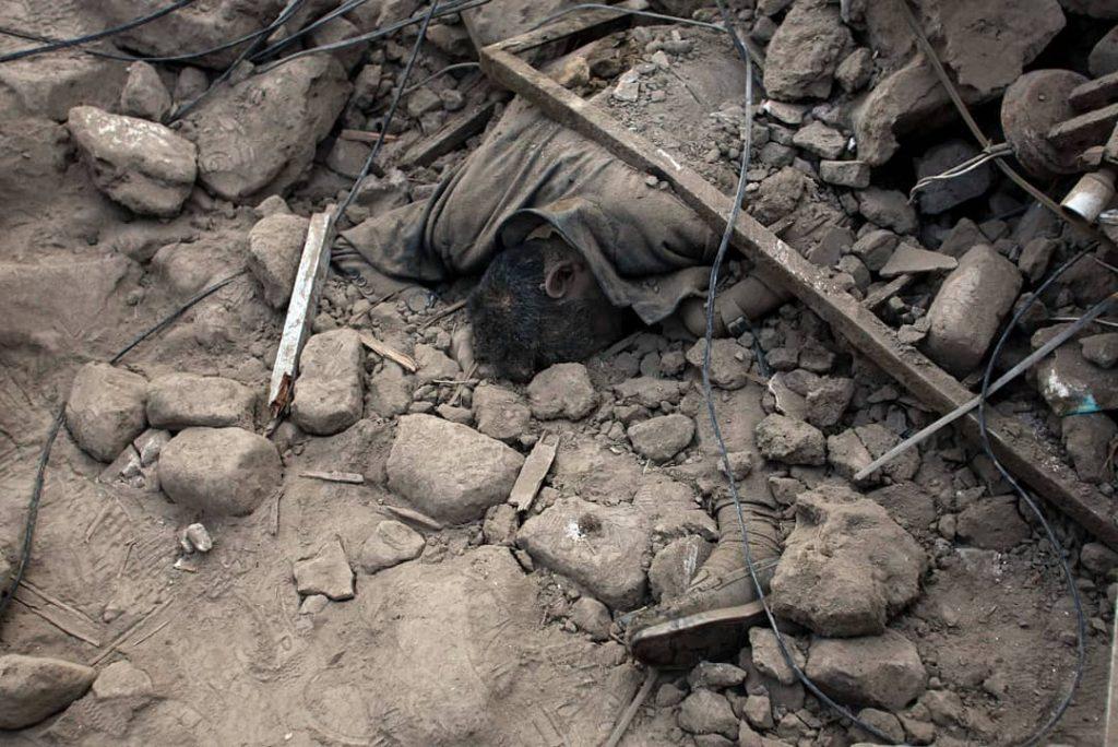 terremotos más mortales