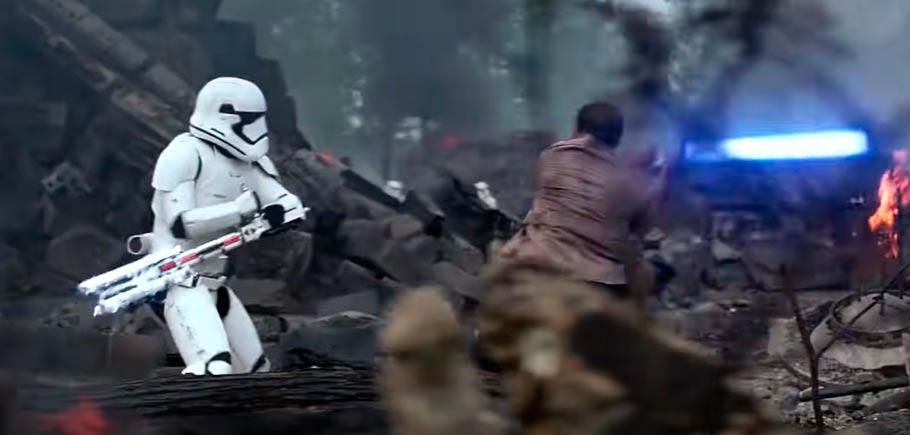 Starwars stormtroopers