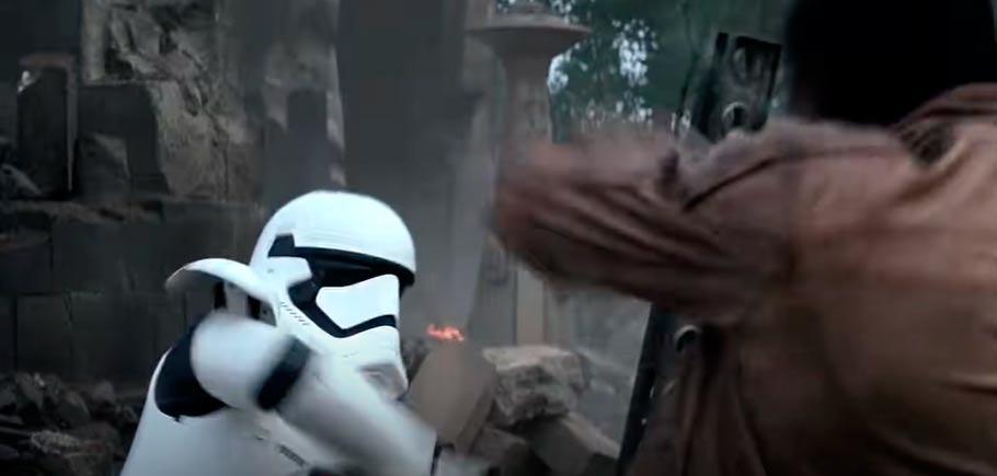 stormtrooper escena